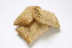 Zerrissener Weizen ceareal Stockfotos