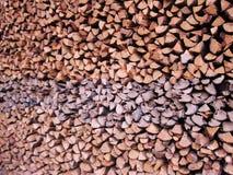 Zerspaltetes Holz Lizenzfreies Stockbild
