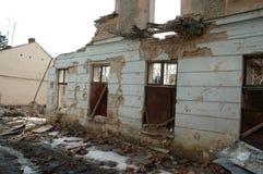 Zerstörte Strukturen Stockbilder