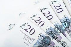 Zerstößt Währung Lizenzfreies Stockbild
