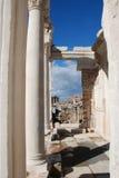 Zerteilen Sie auf der Stelle von Ephesus, Izmir, die Türkei, Mittlere Osten stockbilder