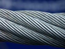 Zes-bundel kabel (6-bundel kabel Royalty-vrije Stock Afbeelding