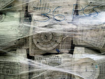 Zesendertig Stock Afbeelding