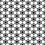 Zeshoekenpatroon Naadloze geometrische textuur vector illustratie