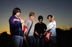 zespół musical fotografia royalty free