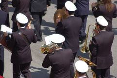 zespół muzyka klasyczna włoska Zdjęcie Royalty Free