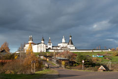 Zespół Ferapontov monaster Zdjęcia Royalty Free