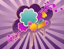 zespół gommalicious Fotografia Royalty Free