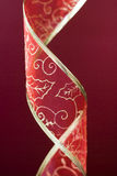zespołu bożych narodzeń dekoraci czerwień zdjęcie royalty free