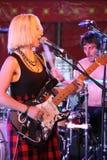 zespołu Bryan strasznej radości punkowa skała Zdjęcie Royalty Free