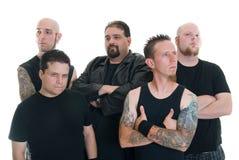 zespołu ciężki metal Zdjęcie Stock
