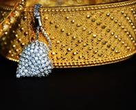 zestaw biżuterii Obraz Royalty Free