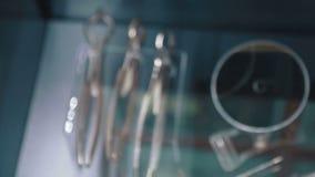 Zestaw metali narzędzia dla operaci zbiory