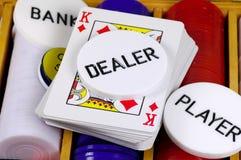 zestaw pokera zdjęcia royalty free