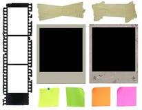 zestaw projektów Fotografia Stock