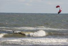 Zestawu surfingowiec Obrazy Royalty Free