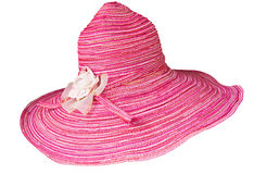 Zestig hoedenmanier Royalty-vrije Stock Foto