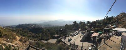 Zet Abu Best Panorama Click op Stock Afbeeldingen