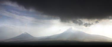Zet Ararat op Stock Foto's