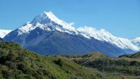 Zet Cook Nieuw Zeeland op Stock Afbeeldingen