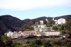 Zet de Universiteit van Heilige op Mary Stock Foto