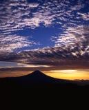 Zet Fuji LXIV op Royalty-vrije Stock Foto's