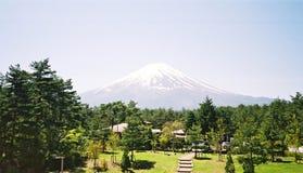 Zet Fuji - Tokyo op stock afbeeldingen