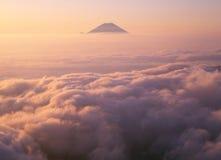 Zet Fuji VII op Stock Afbeeldingen