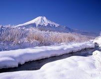Zet Fuji XXXII op royalty-vrije stock foto's