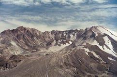 Zet Heilige Helens in 1997 op Stock Afbeelding