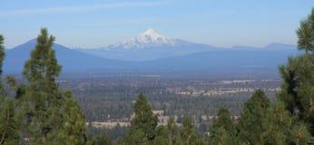 Zet Jefferson van Awbrey-Butte op Stock Afbeelding