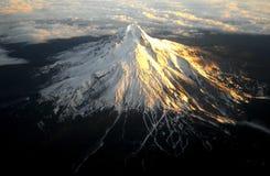 Zet Kap, Oregon, de V.S. op stock afbeelding