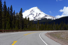 Zet Kap Oregon op royalty-vrije stock foto's