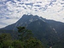 Zet Kinabalu op Royalty-vrije Stock Afbeelding