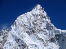 Zet Lhotse op Royalty-vrije Stock Afbeelding
