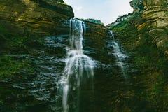 Zet Lu Watervallen op Royalty-vrije Stock Foto
