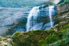 Zet Lu Watervallen op Royalty-vrije Stock Afbeelding