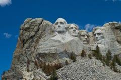 Zet Nationaal Park Rushmore op Royalty-vrije Stock Foto's