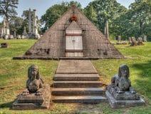 Zet Olivet Cemetery op Royalty-vrije Stock Afbeelding