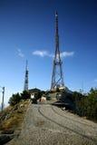 Zet Pantokrator, Korfu, Griekenland op Stock Foto's