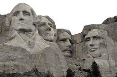 Zet Rushmore op stock fotografie
