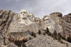 Zet Rushmore op royalty-vrije stock afbeeldingen