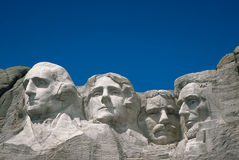 Zet Rushmore op stock afbeeldingen