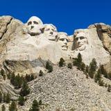 Zet Rushmore op. Stock Afbeelding