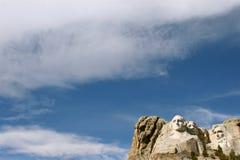 Zet Rushmore, Zuid-Dakota op Stock Afbeelding