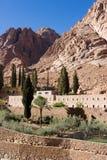 Zet Sinai 3 op stock afbeeldingen