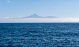 Zet Teide, Tenerife op Stock Foto