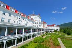 Zet Washington Hotel, New Hampshire, de V.S. op stock foto's