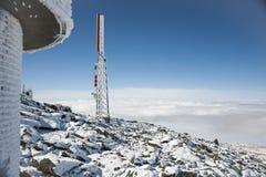 Zet Washington Observatory op Stock Fotografie