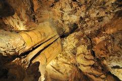 Zetel van een aardkoning - Luray holt uit Stock Afbeelding